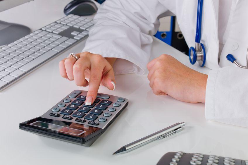 usługi księgowe dla lekarzy - obliczanie podatku